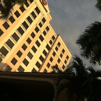 Photo taken at Renaissance Fort Lauderdale Cruise Port Hotel by Charley B. on 12/6/2012