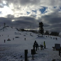 Photo taken at Cannonsburg Ski Area by Phil T. on 1/1/2013