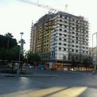 Photo taken at University Towers by Samir on 1/1/2013