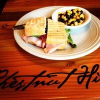 Photo taken at Chestnut Hill Cafe by Vicki S. on 12/13/2012