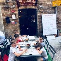 Foto scattata a Osteria Il Podestà da Raffaella L. il 6/16/2018
