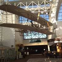 Photo taken at Dayton International Airport (DAY) by Ricardo M. on 11/29/2012