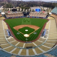 Photo taken at Dodger Stadium by Rocky R. on 4/1/2013