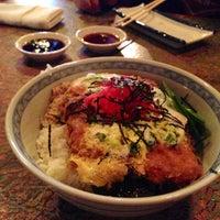 Photo taken at Musashino Sushi Dokoro by Veronica M. on 7/12/2013