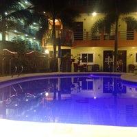 Photo taken at P&M Final Option Beach Resort & German Bistro by Sheena S. on 9/29/2016