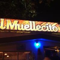 Photo taken at El Muellecito by José O. on 12/4/2012