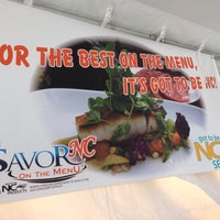 Photo taken at Morehead City Seafood Festival by Kristin W. on 10/5/2013