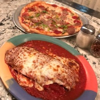 Photo taken at Elizabeth's Pizza Italian Restaurant Pizza and Subs by Kristin W. on 2/22/2017