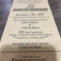 Photo taken at Humpty's Dumplings by Chris W. on 1/22/2017