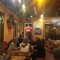 Photo taken at Aroma Roasters by Amie M. on 2/1/2014