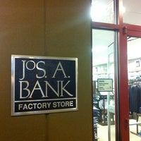 Photo taken at Jos. A. Bank Factory Store by ɐlᴉʇʇu∀ ſ. on 11/16/2013