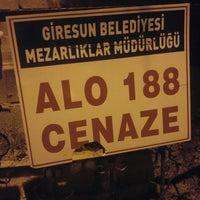 Photo taken at Yeni Mezarlık by Kerim Ü. on 6/29/2017