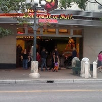Photo taken at Ripley's Believe It Or Not! Odditorium by James H. on 11/10/2013