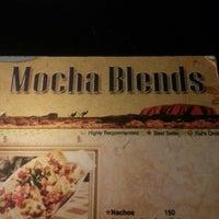 Photo taken at Mocha Blends by She A. on 11/16/2012