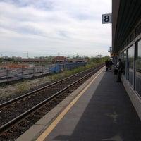 Photo taken at Burlington GO Station by Artist F. on 5/17/2013