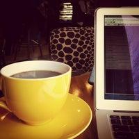 Photo taken at Jaho Coffee & Tea by Shilpa P. on 1/12/2013