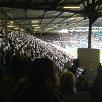 Photo taken at Elland Road by Andy H. on 3/16/2013