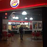 Photo taken at Burger King by Andy H. on 9/29/2013