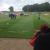 Photo taken at Saint George's Park - FA Training Ground by Andy H. on 6/28/2015