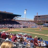 Photo taken at Durham Bulls Athletic Park by Michael on 5/26/2013