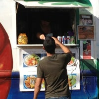 Photo taken at Macky's Shrimp Truck by Chely D. on 2/17/2013