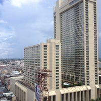 Photo taken at JW Marriott New Orleans by Bill K. on 8/9/2013