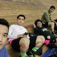 Photo taken at Harry Jerome Sports Center by Reyner L. on 10/31/2015