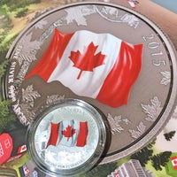 Photo taken at Royal Canadian Mint by amijat on 2/16/2015