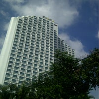 Photo taken at Shangri-La Hotel, Jakarta by Once C. on 1/26/2013