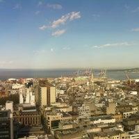 Photo taken at Radisson Montevideo Victoria Plaza Hotel by Patrik F. on 10/29/2012