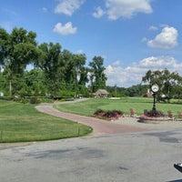Photo taken at Penn Oaks Golf Club by Larisa W. on 7/18/2016