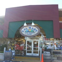 Photo taken at Cal Mart Napa Valley by Michael T. on 2/24/2013