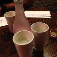 Photo taken at Sake House Miro by stef m. on 7/24/2013