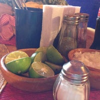 Photo taken at Pozole Estilo Guerrero by Taateni D. on 1/27/2013