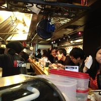 Photo taken at Totto Ramen by Steve M. on 3/29/2013
