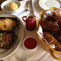 Photo taken at High Cotton Restaurant by Adam B. on 5/19/2013
