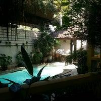 Photo taken at Baan Pra Nond by Cat Sakuntala R. on 1/18/2014