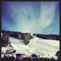 Photo taken at Big Sky Resort by TheMissJR on 2/16/2013