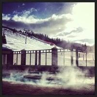 Photo taken at Summit Hotel Big Sky by TheMissJR on 2/12/2013