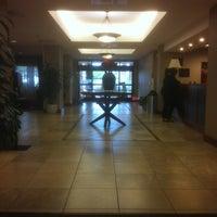 Photo taken at Hampton Inn & Suites Camarillo by Timothy L. on 10/20/2012