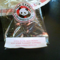 Photo taken at Panda Express by Carla M. on 3/13/2013