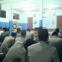 Photo taken at Pesantren Majmaal Bahrain Shiddiqiyyah by Santhree S. on 5/21/2013