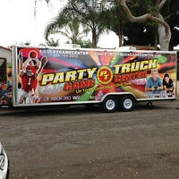 Photo taken at Party Truck by Bitchy V. on 2/2/2013