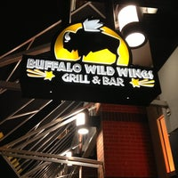Photo taken at Buffalo Wild Wings by Evgen G. on 1/27/2013