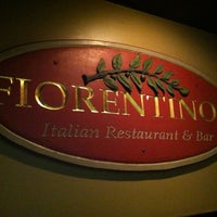 Photo taken at Fiorentino's Italian Restaurant & Bar by Freeflight A. on 6/2/2013