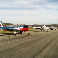 Photo taken at Greene County Airport (WAY) by Freeflight A. on 11/11/2012