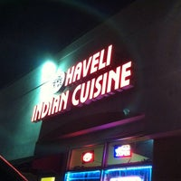 Photo taken at Haveli Indian Cuisine by Freeflight A. on 5/18/2014