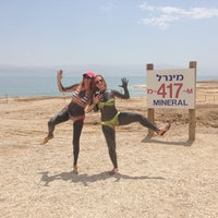 Photo taken at Mineral Beach by Anna Sashina on 5/11/2013