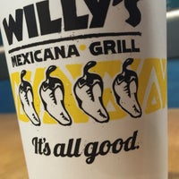 Photo taken at Willy's Mexicana Grill by Richard H. on 10/19/2016