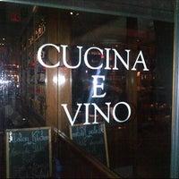 Photo taken at Petrarca Cucina E Vino by Vicario Brensley P. on 9/29/2012